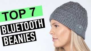 BEST 7: Bluetooth Beanies 2019