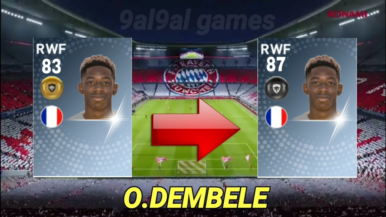 Confirmed Gold to black ball players pes 2020 mobile