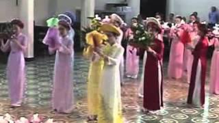 Hoa Lòng Dâng Mẹ Tà Pao (Đức Mẹ)