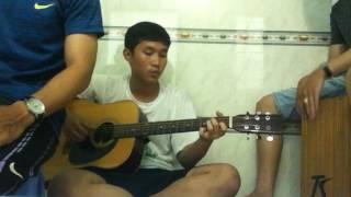 Xin Lỗi Anh Yêu Em- Guitar cover ( Sorry i love you )