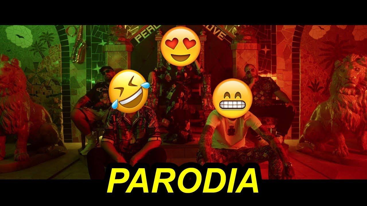 Boomdabash, Alessandra Amoroso - Karaoke (PARODIA) - Manuel Aski