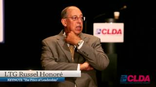 ret general russel honore addresses clda