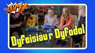 Dyfeisiau'r Dyfodol 1 | BOOM! | Welsh Science Future Inventions ideas!