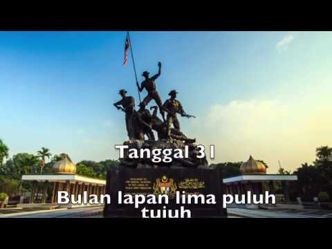 Tanggal 31 with lyrics