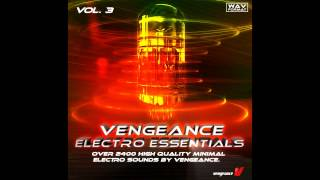Vengeance-Soundcom - Vengeance Electro Essentials Vol 3