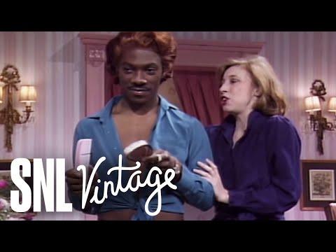 Dion's Female Customer - Saturday Night Live