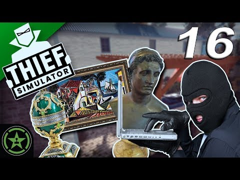 DON'T OPEN THE PACKAGE - Thief Simulator (Part 16) | Let's Watch