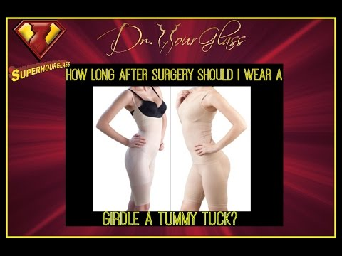6e234ba6ebc46 Tummy Tuck and girdle by Dr. Hourglass