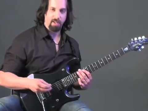 John Petrucci   Guitar Lesson