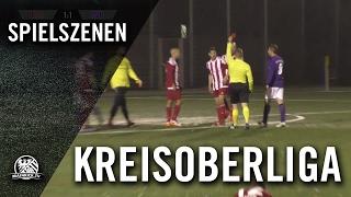 FC Schwalbach – SV Ruppertshain (Kreisoberliga Maintaunus) - Spielszenen | MAINKICK.TV