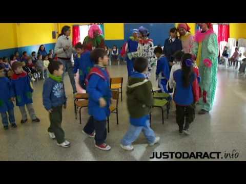 Jardin Crecer Jugando Dia del Niño.mpg - YouTube