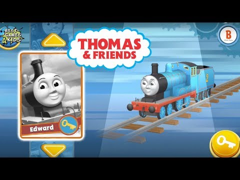 Thomas & Friends: Go Go Thomas | UPDATE: INTRODUCING EDWARD & 15 NEW ENGINES! By Budge