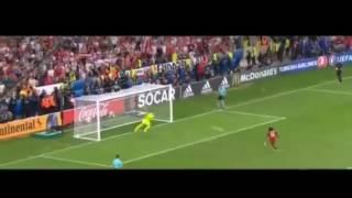 Polônia 1 x 1 Portugal - Cobrança de Pênaltis - Euro 2016 - 30/06/16