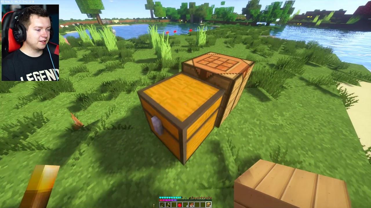 NOWE SERIE NA KANALE? TWÓJ WYBÓR! | Minecraft 1.12.1 Brodaci #2
