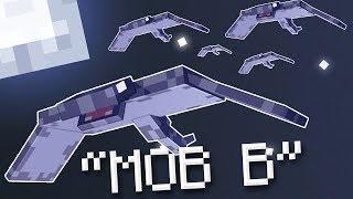 MINECRAFT MOB B CHANGED AGAIN... (Minecraft News Update)