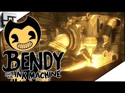 What Is This Game About? Bendy and The Ink Machine Gameplay E1