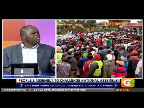 Citizen Extra : People's Assembly To Challenge National Assembly