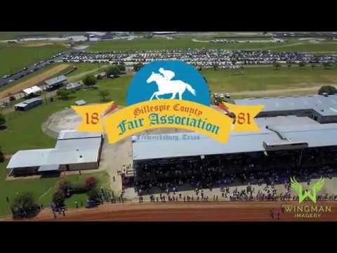 Gillespie County Parimutuel Horse Races