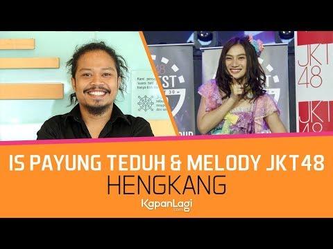 Di Balik Alasan Is Payung Teduh & Melody JKT48 Hengkang