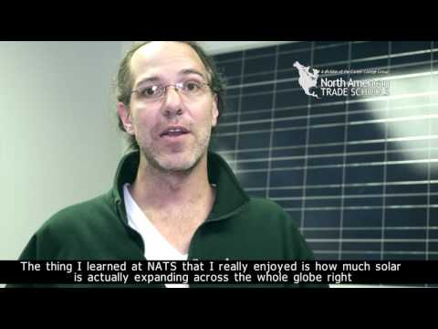 Solar Energy Technician Training Program - Student Review - Bill G.