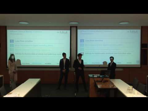 2017 GBCC PRELIM ROUNDS B2  Erasmus University Rotterdam, The Netherlands
