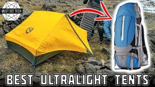 Top 10 Ultralight Tents for Backpack Camping (Reliable Buying Guide)