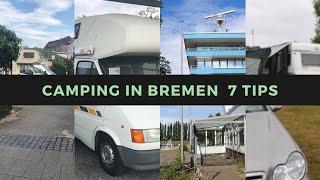 7 Top Bremen Stellplätze Caravan und Wohnmobil Möglichkeiten von Cardu besucht und beschrieben
