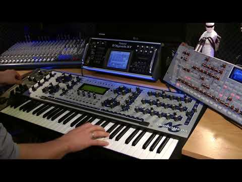 Alesis Andromeda A6 Custom Soundset