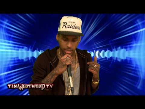 Kid Ink Freestyle With Tim Westwood!