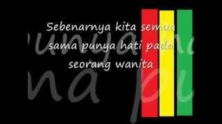 Rastacassava Rastaman Patah Hati (Lyrik Lagu)