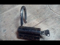 Ремонт замка (Lock repair)
