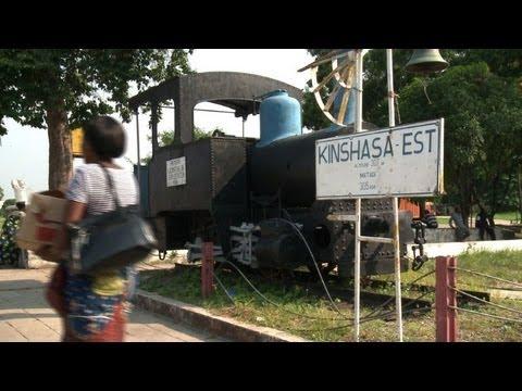 All aboard the last train to Kinshasa