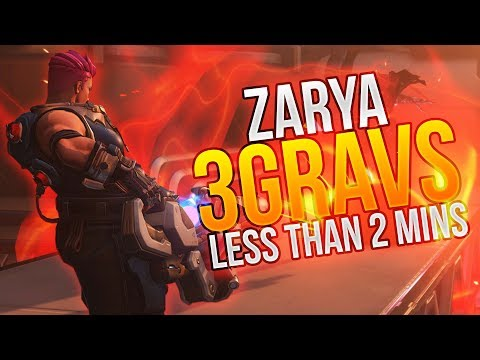 xQriocity - 3 Graviton surges in less than 2 mins ( faster than Sinatraa )