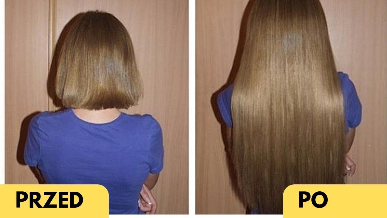 domowe maseczki na szybki porost włosów
