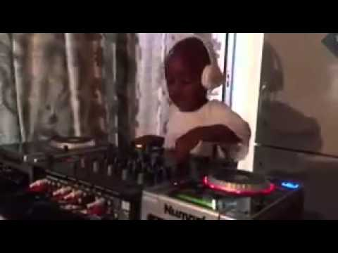 DJ jnr mixing son of a dragon