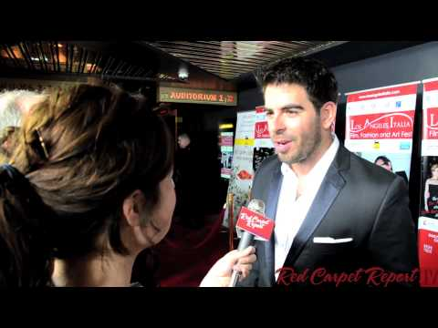 Eli Roth at the Opening Night 9th Annual L.A. Italia Film Festival @EliRoth