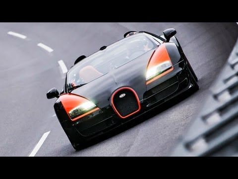 Bugatti Grand Sport Vitesse Top Speed! Plus GT-R vs R8 and Corvette C7 - Wide Open Throttle Ep. 67