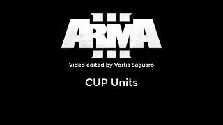 ArmA 3 - CUP Units MOD