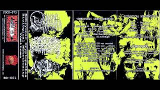 Embryonic Cryptopathia / Biological Monstrosity / Vomitoma - 3 way Split (full album)