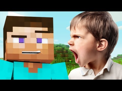 ANGRY SQUEAKER THINKS IM A HACKER! - (Minecraft Trolling)