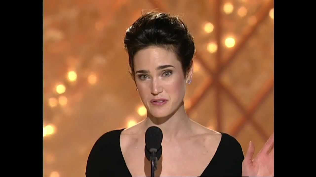 Jennifer Connelly Wins Best Supporting Actress Motion ...