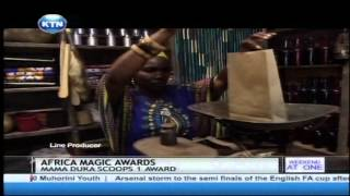 Kenya local actors and actresses shine at Africa Magic Awards