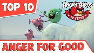 TOP 10 | Anger For Good Moments