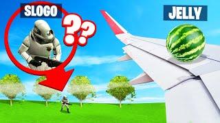 I HID On A FLYING PLANE! (Gmod Prop Hunt)