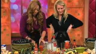 Sandra Lee On The Wendy Williams Show