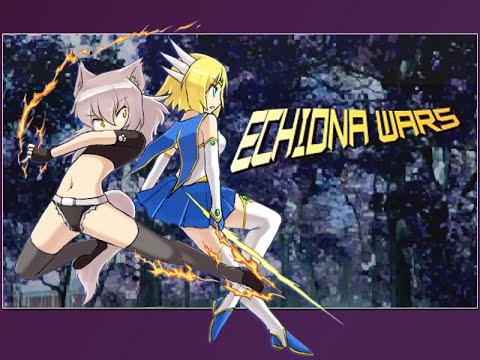 Echidna Wars скачать игру - фото 9