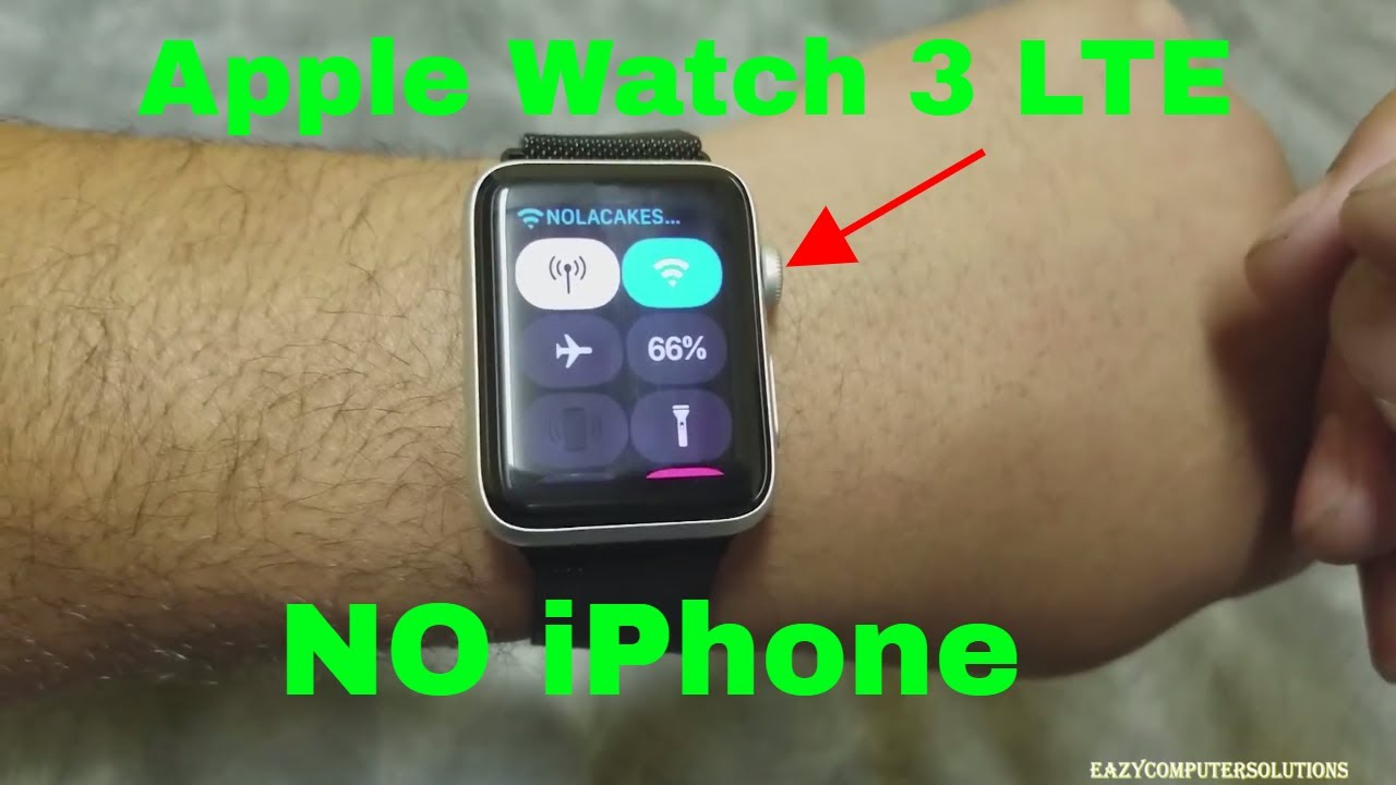 watch 1079f 1c159 NEW Apple Watch Series 3 LTE All Day WITHOUT iPhone | MUST WATCH !!! |  Emails, Text, Calls