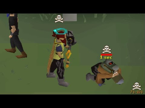 Distracting Pkers to 1 hit them