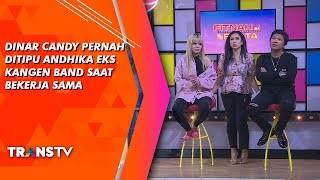 RUMPI - Dinar Candy Pernah Ditipu Oleh Andhika Eks Kangen Band?  (30/8/19) Part 2