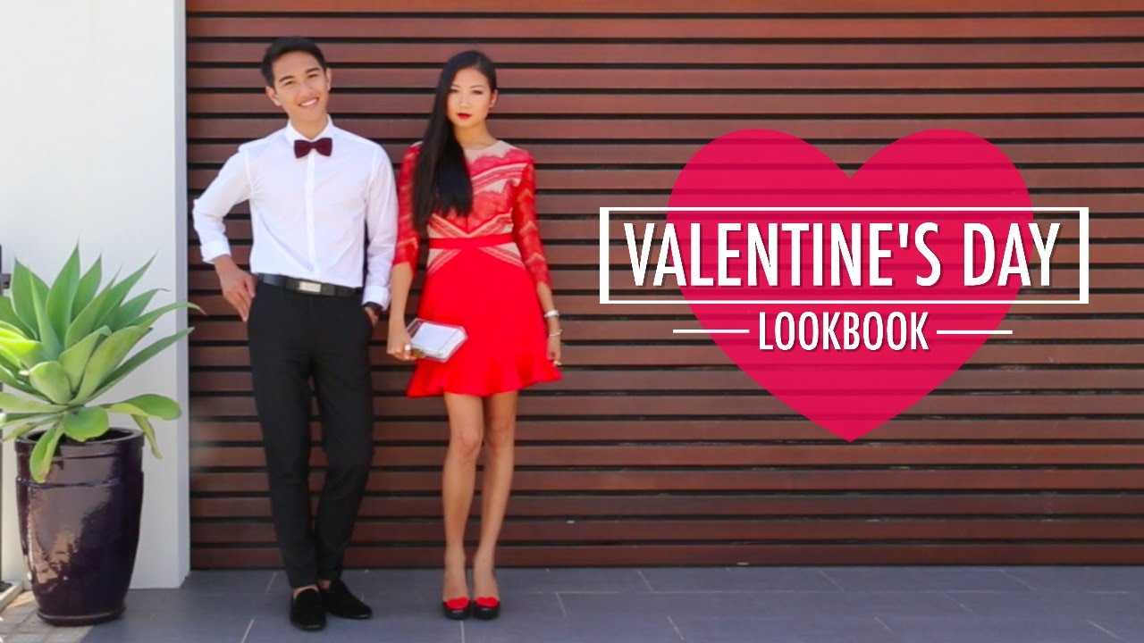 Valentine S Day Lookbook 2015 Women S And Men S Fashion Youtube